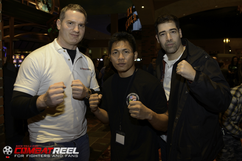 CombatReel and Jo Nattawut